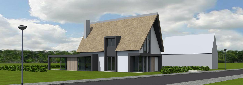 Villa delphia villa ontwerpen en woonconcepten - Bungalow ontwerp hout ...
